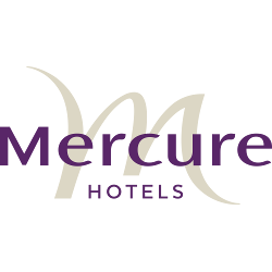 Logo of Mercure Hotels
